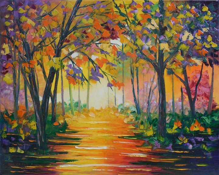 Color of Fall - Kim Castor