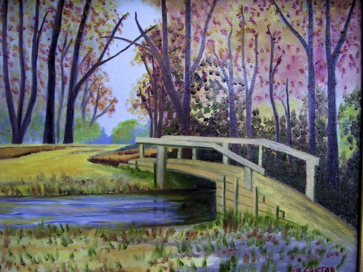 Bridge To The Woods - Kim Castor