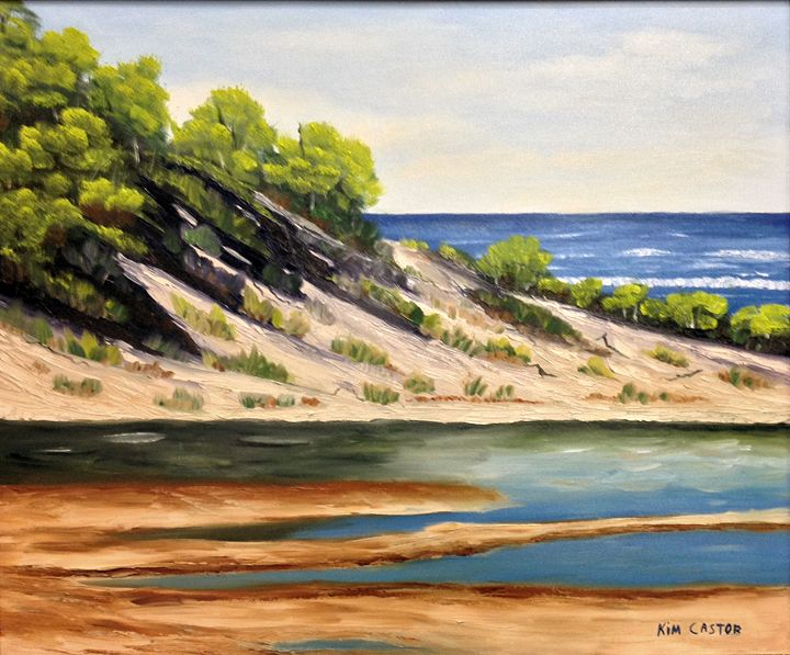 Corner Beach - Kim Castor