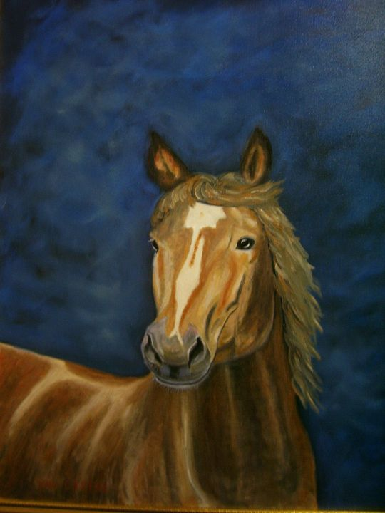 Horse with no name - Kim Castor