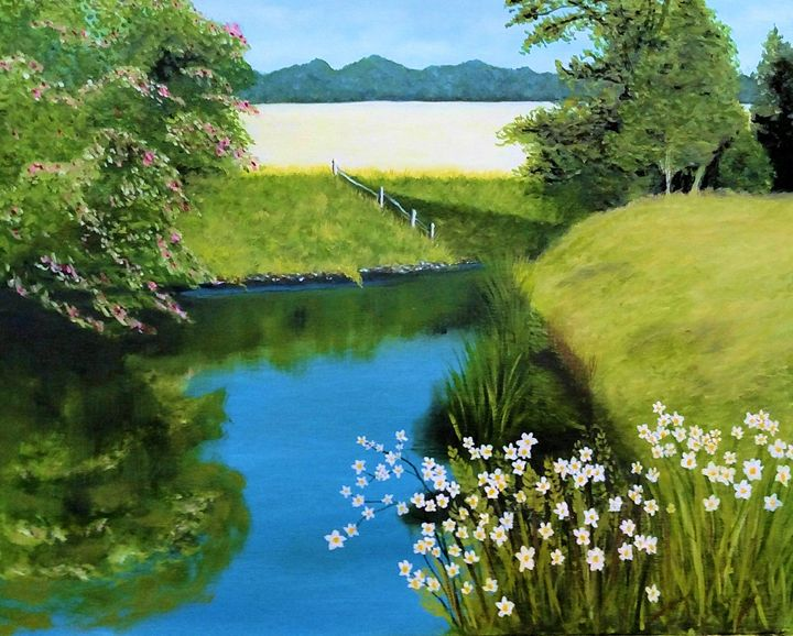 River Bend - Kim Castor