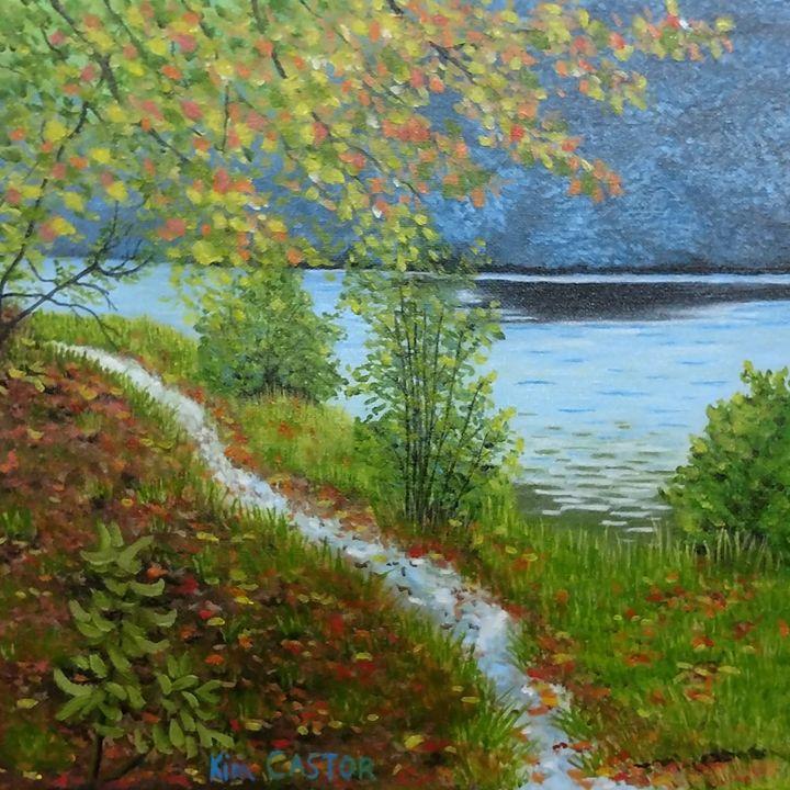 Fall Path - Kim Castor
