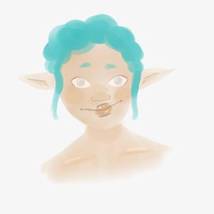 Elven Girl