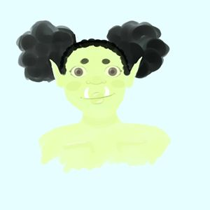 Orc Girl