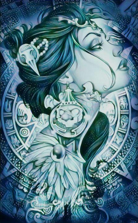 Aztec Goddess - BUGGS