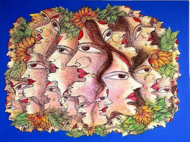 Figurative art 3 from seree - Sreedhar (seree)