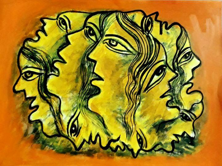 Figurative art 4 from seree - Sreedhar (seree)