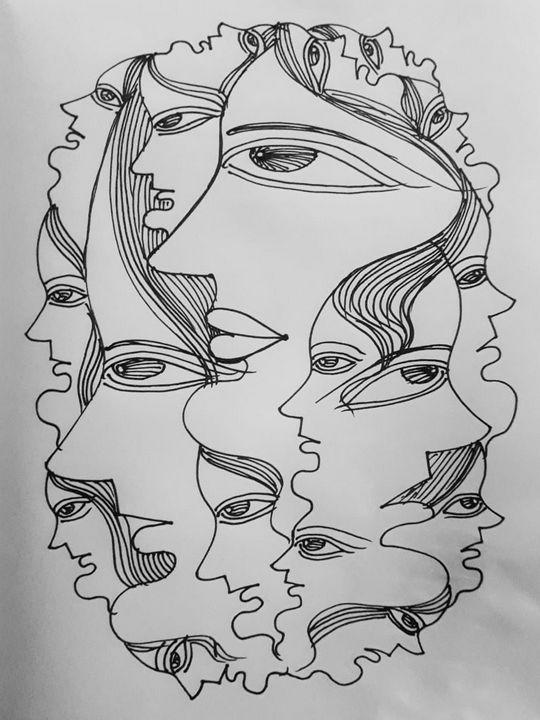 Figurative art 7 from seree - Sreedhar (seree)