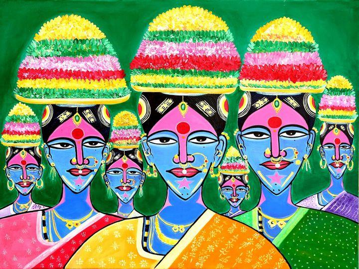 Figurative Festival 1 - Sreedhar (seree)