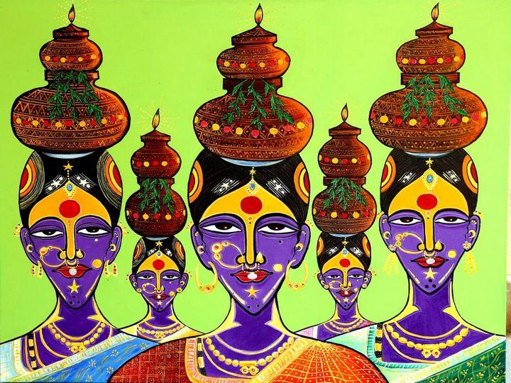 Figurative Festival 2 - Sreedhar (seree)