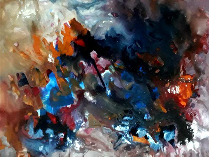 Abstract lights 1 - Sreedhar (seree)
