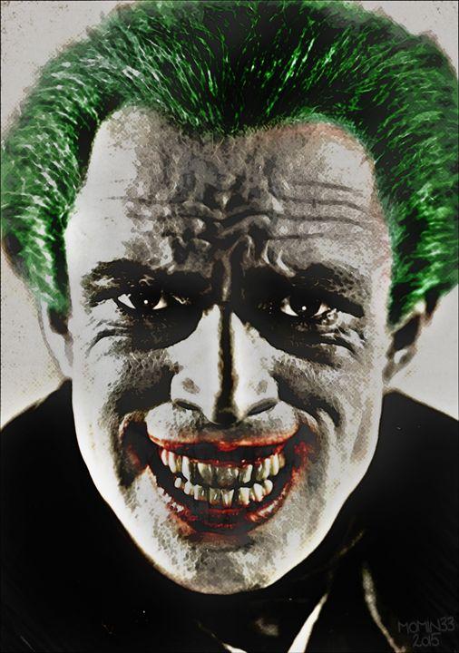 Joker? - MOMINEE ART