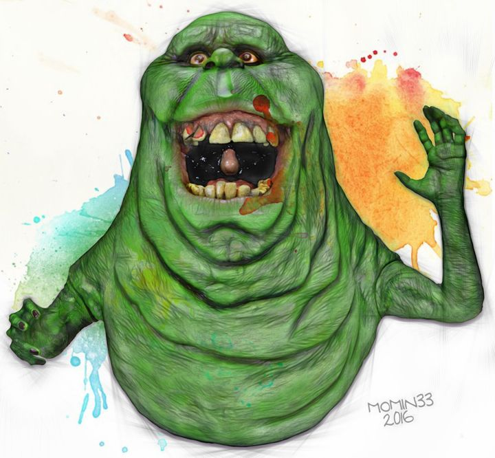 Slimed - MOMINEE ART