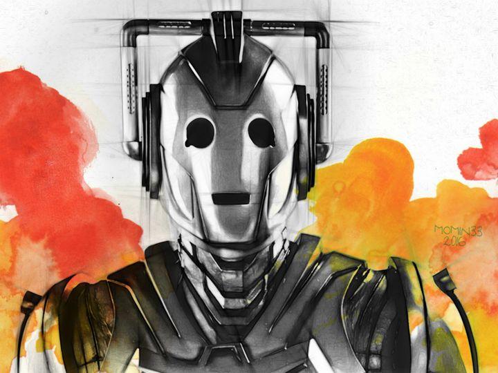 Mr. Roboto - MOMINEE ART