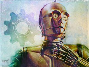 C3PO Galaxy