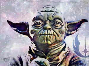 Yoda Galaxy