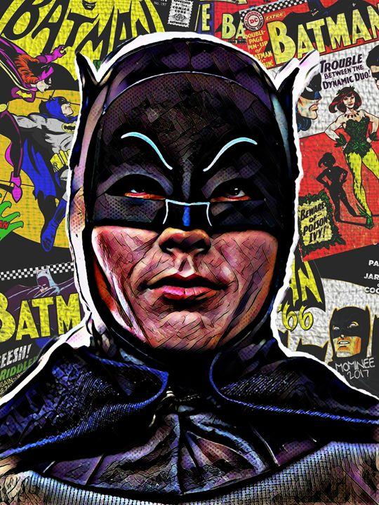 OG Batman - MOMINEE ART