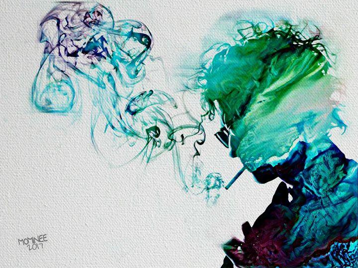 Stoned - MOMINEE ART