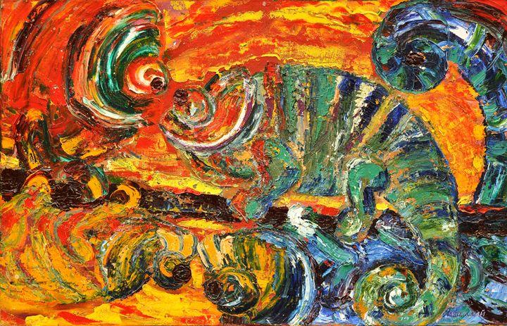 Chameleons - Iurii Laschevski