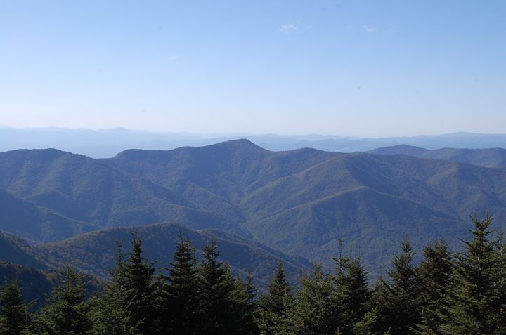 NC Mountains - Cornerstone Images Photography