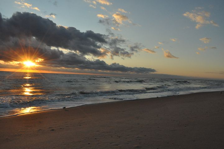 Morning Sunburst - Cornerstone Images Photography