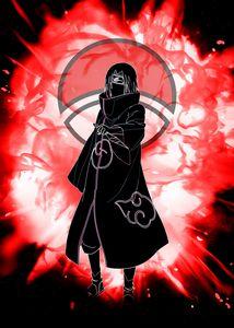 Itachi Uchiha Shadow