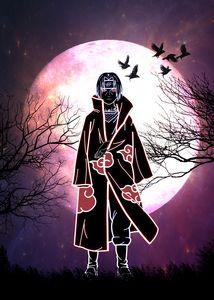 Red Moon Itachi - Faissal Thomas
