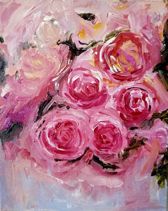 Roses - Ori Fine Art