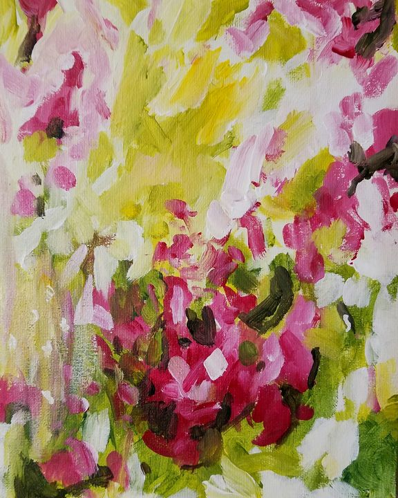Abstract - Ori Fine Art