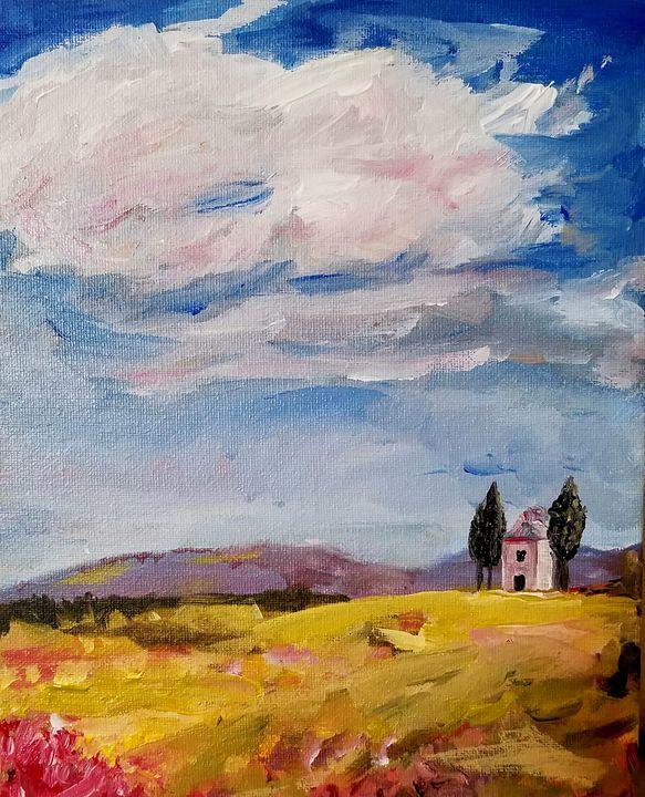 Landscape - Ori Fine Art