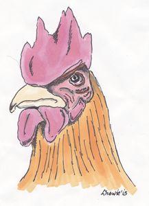 Chicken - Chewie Donenea