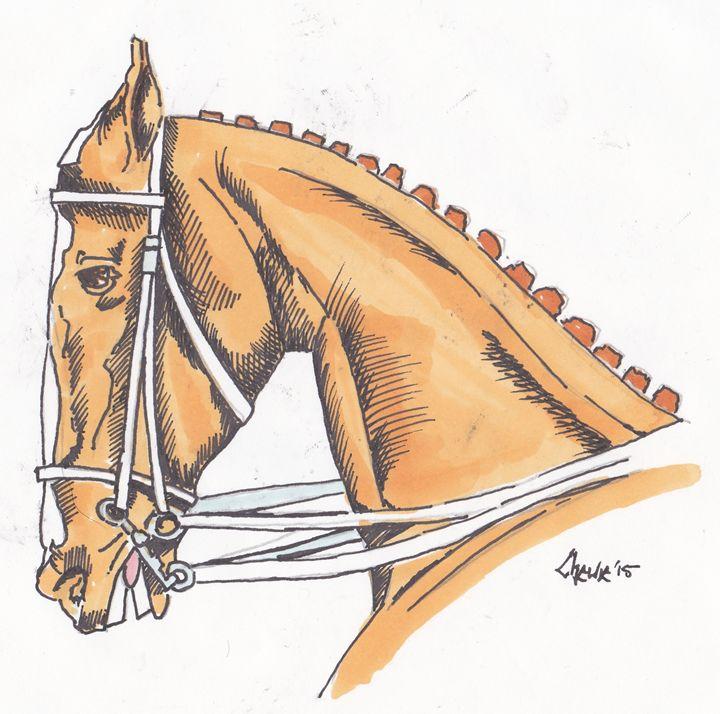Horse - Chewie Donenea