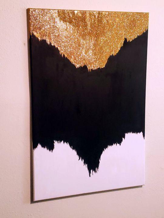 Modern Glitter - Kristin Hagood