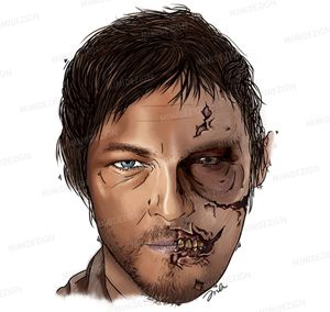 AMC's The Walking Dead Daryl Dixon