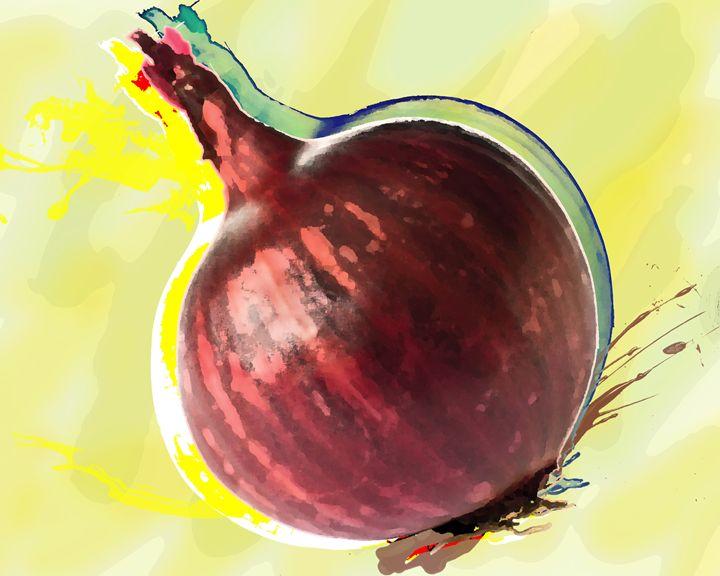 Happy onion - Alex Danny