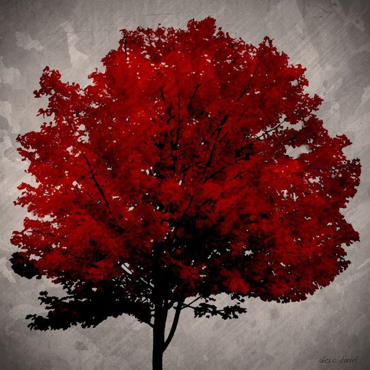 Red Tree - Alex Danny