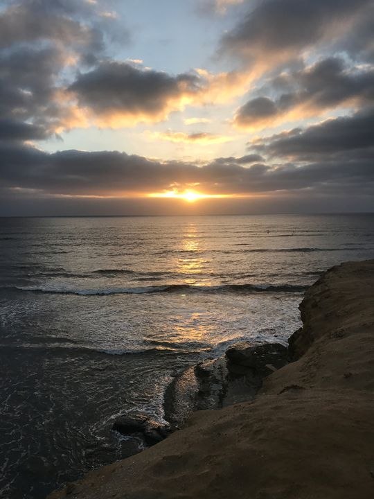 San Diego Sunset - Ann Smith