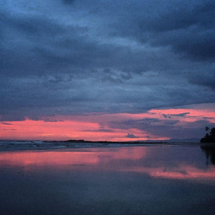 Sunset Playa Hermosa - Ann Smith