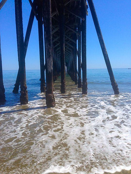 California Pier - Ann Smith