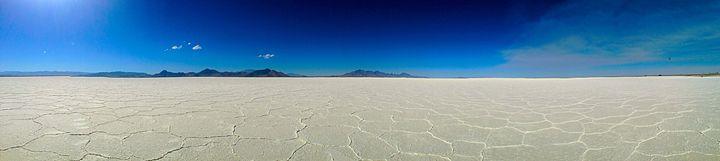 Bonneville Salt Flats - Ann Smith