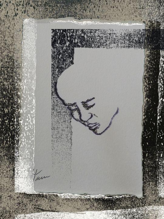 Meditator - Tarun Cherian Spiritual Artist