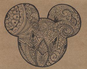 Designer Mickey