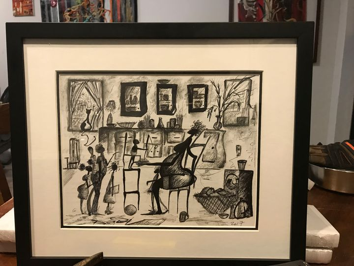 Sold - Art of David Dinkins
