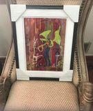 framed original