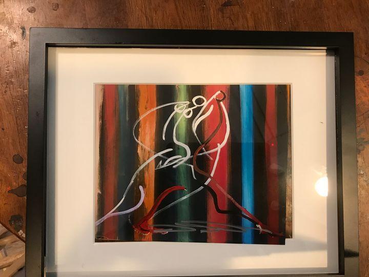 Lean On Me - Art of David Dinkins