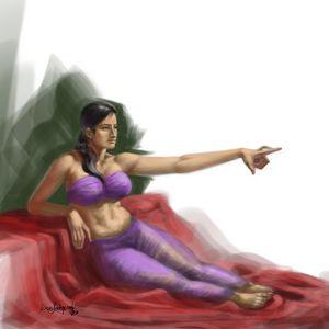 woman emperor