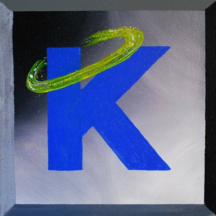 K is for... - Kirby Lewis, West Virginia Artist