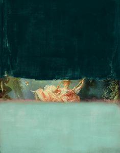 """""""The Swingers"""" Art"""