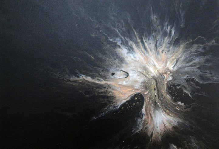 Cosmic Tree of Life - Chrysi Meramveliotaki