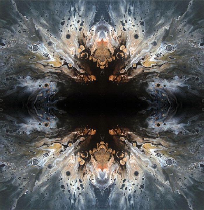 Mystical Eyes - Chrysi Meramveliotaki
